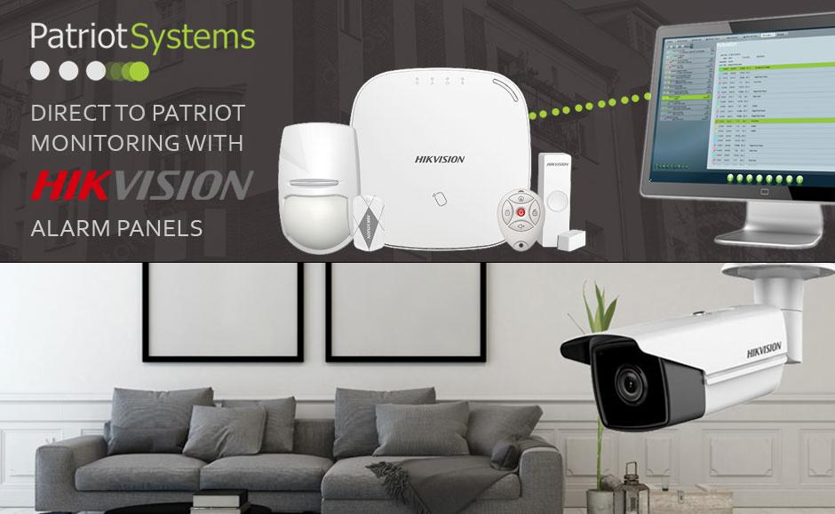 Hikvision Alarm Monitoring